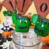 cakepops halloween