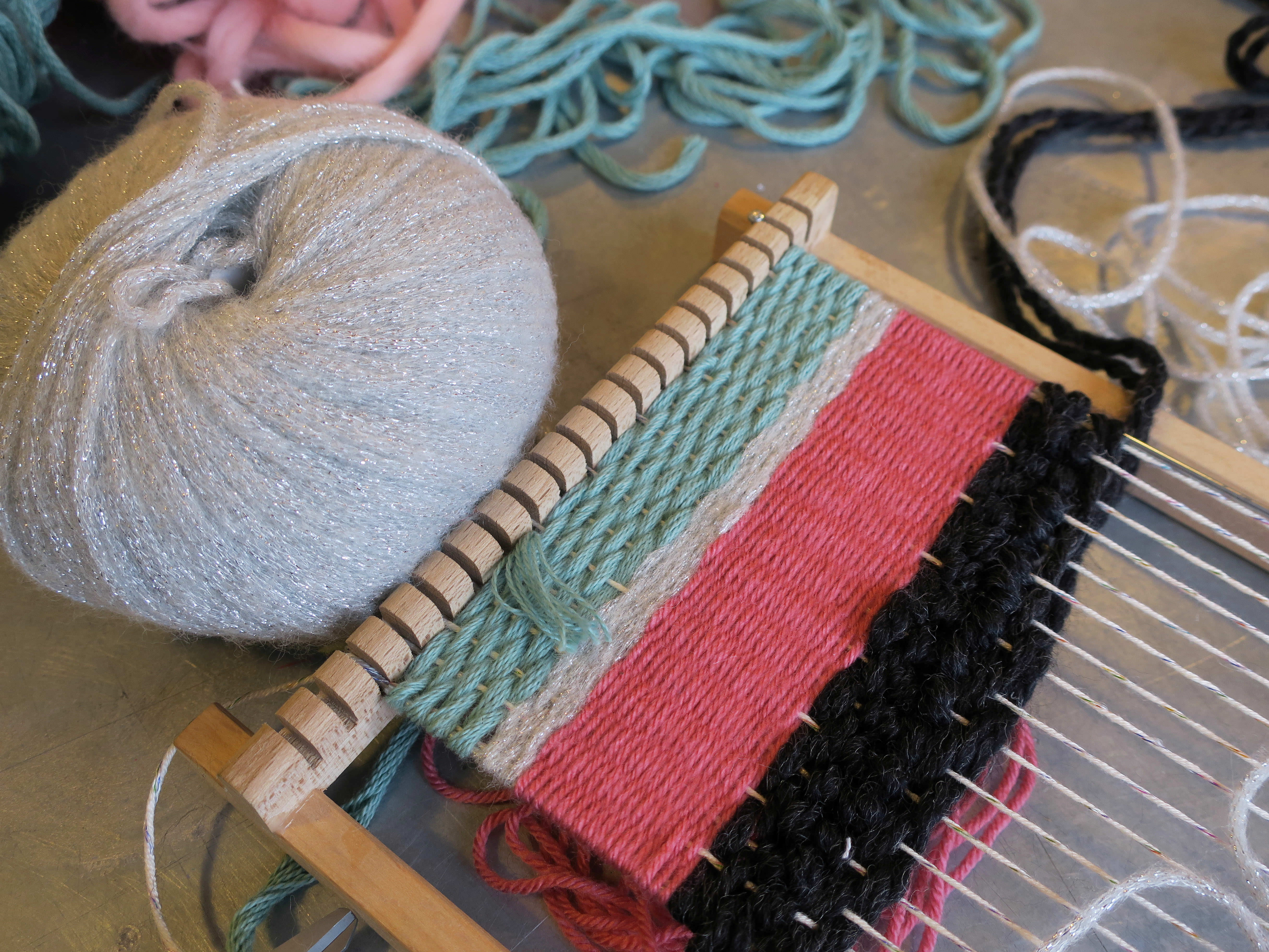 Tissage weaving
