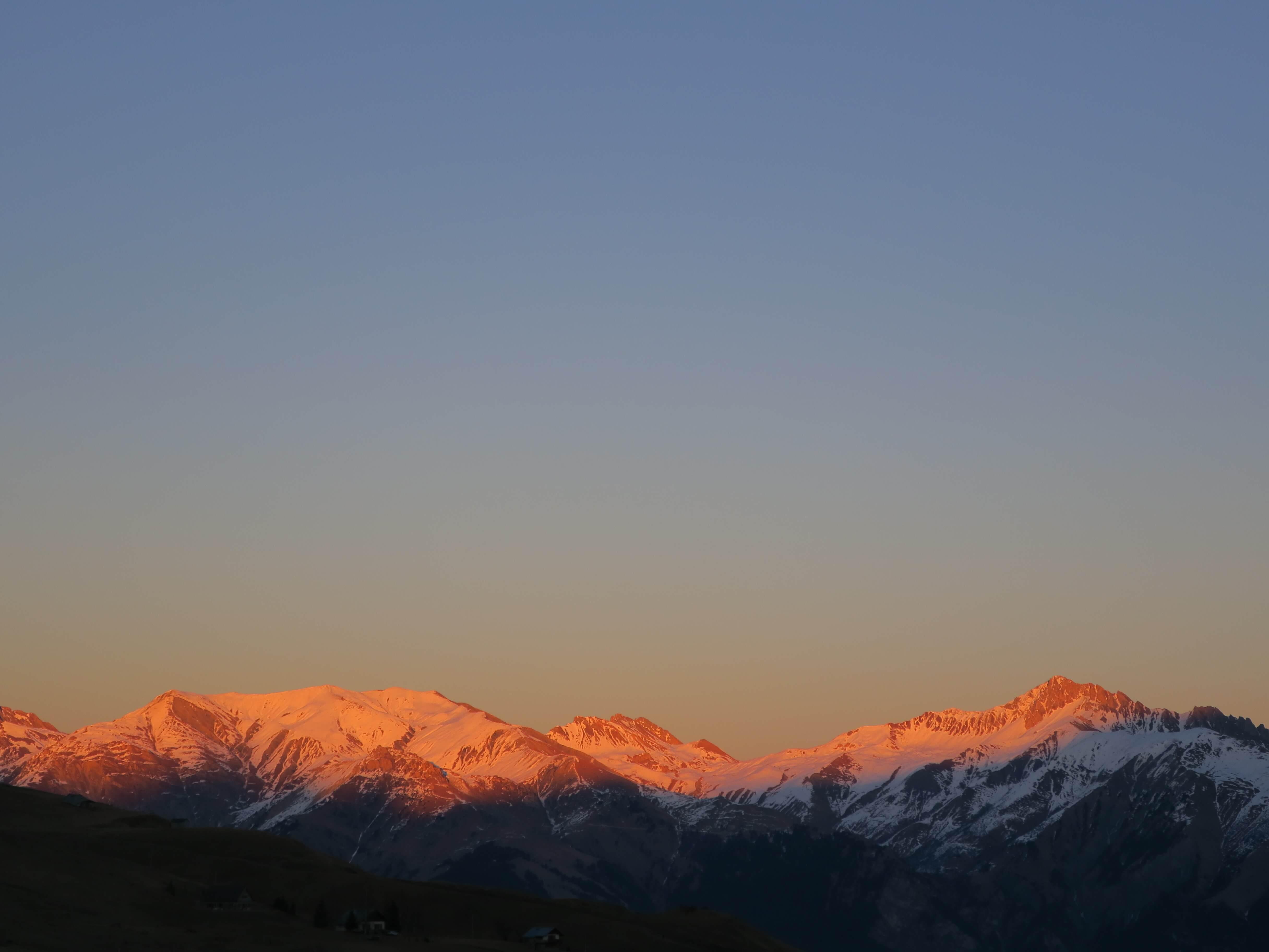 voyage montagne la toussuire