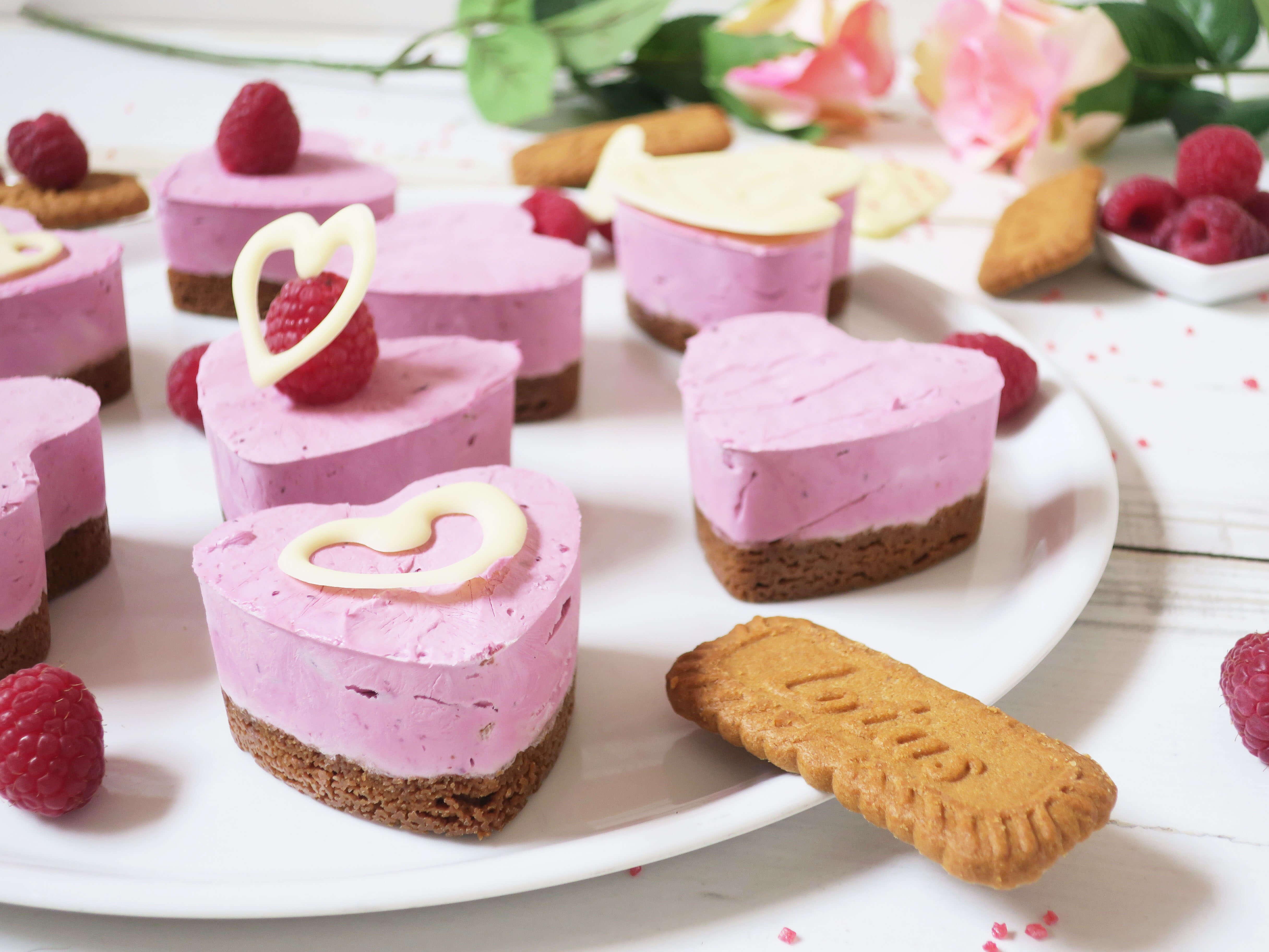 recette de cheesecake aux fruits rouges