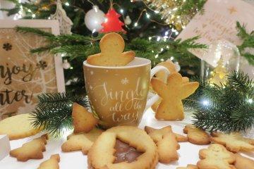 recette sablés de Noël