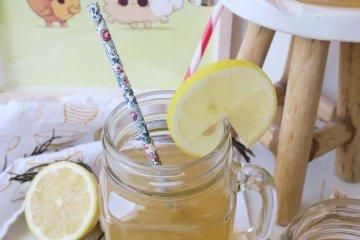 citronnade au romarin