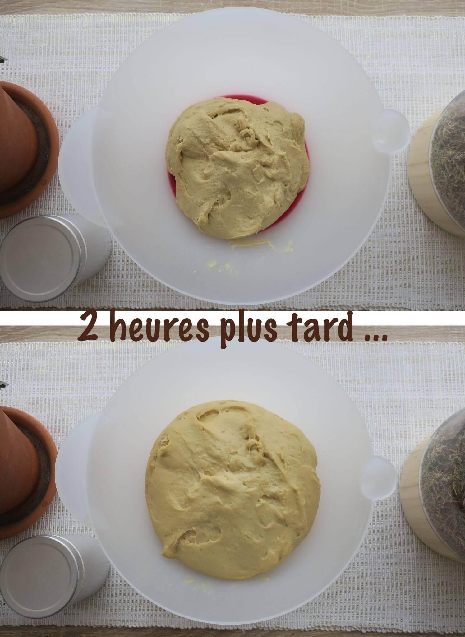 brioche chocolat pralin